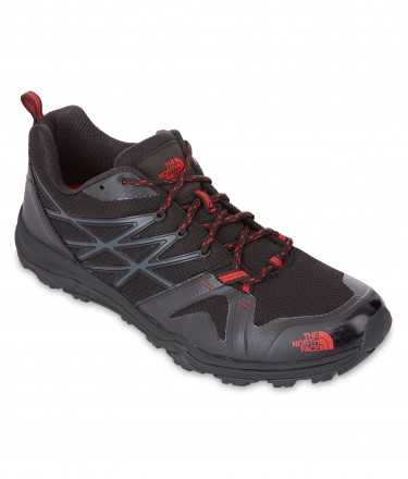 Chaussures de Trail - HedgeHog Fastpack II Tnf Black / Tnef Red Homme