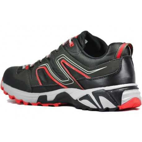 Chaussure Switch Low GTX CastleRock Rouge