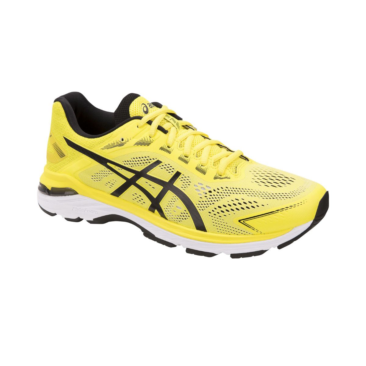 Asics GT-2000 7- Lemon Spark/Black 4