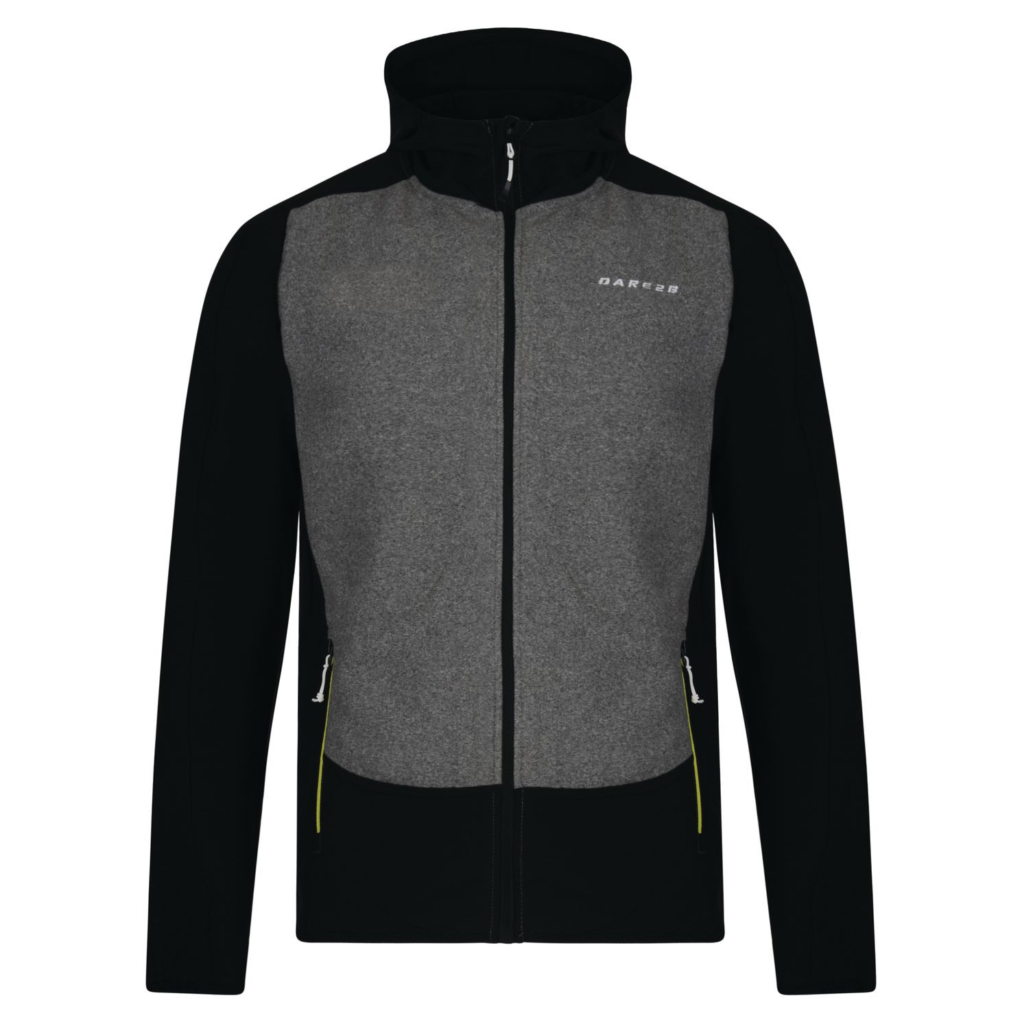 Veste Creed Softshell - Black Ash  1