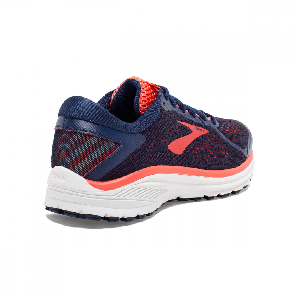 Brooks  Aduro 6 - Blue Coral White 0
