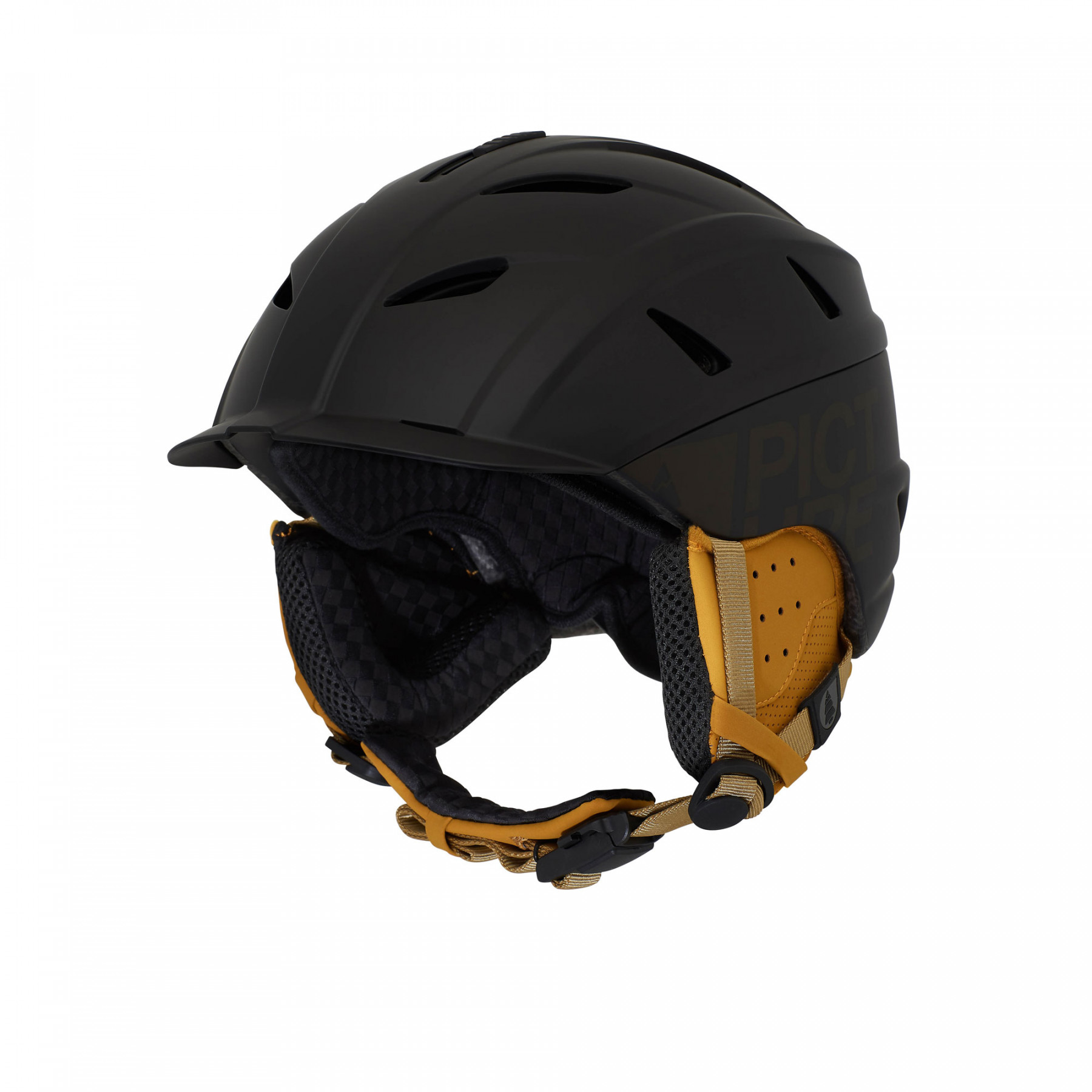 Casque de Ski Omega - Black 0