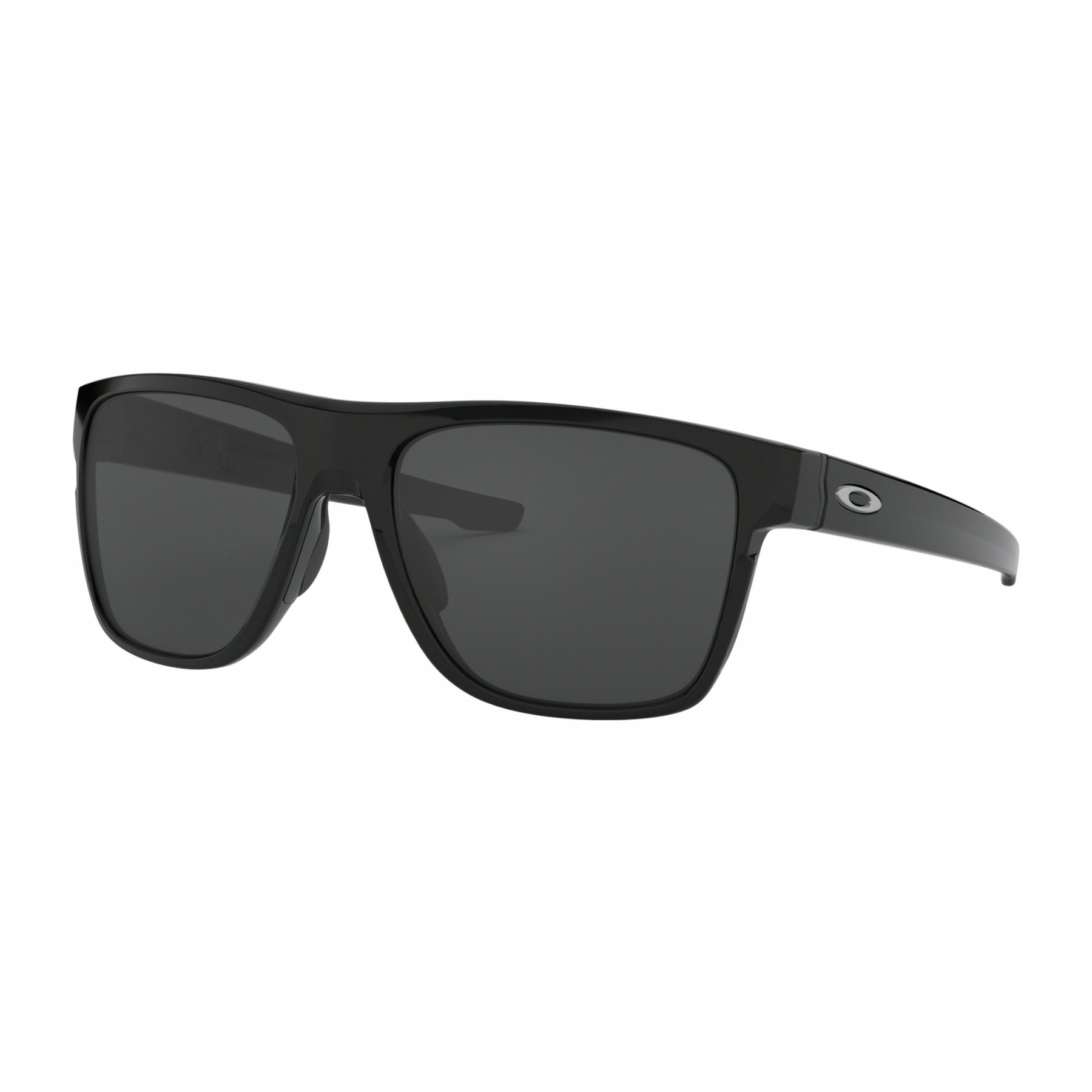 Lunette de Soleil Crossrange XL - Polished Black - Gray 0