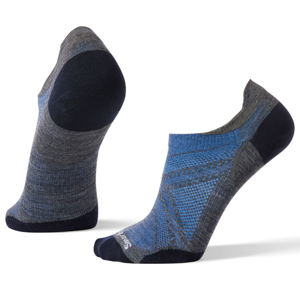 Chaussette de Running PhD Run Ultra Light Micro Socks - Medium Gray 0