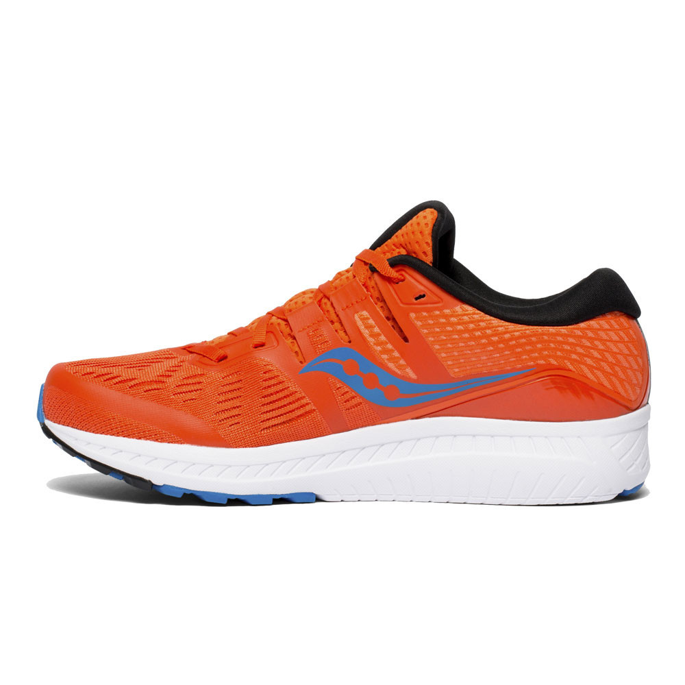 Chaussures running RIDE ISO Orange/Bleu 0