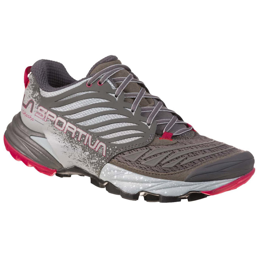 Chaussure de Mountain Running Akasha - Carbon Beet