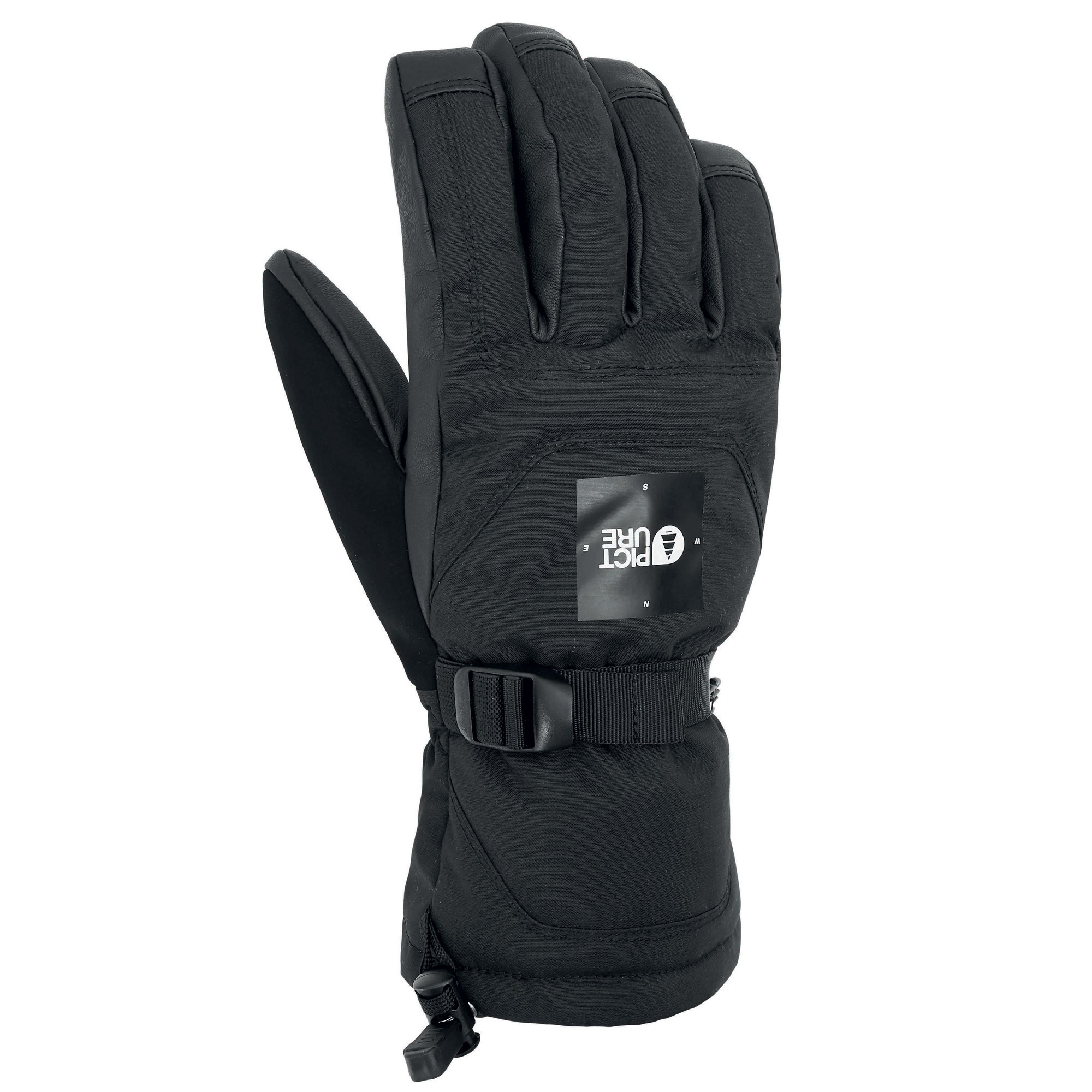 Gants de Ski Mankota - Black