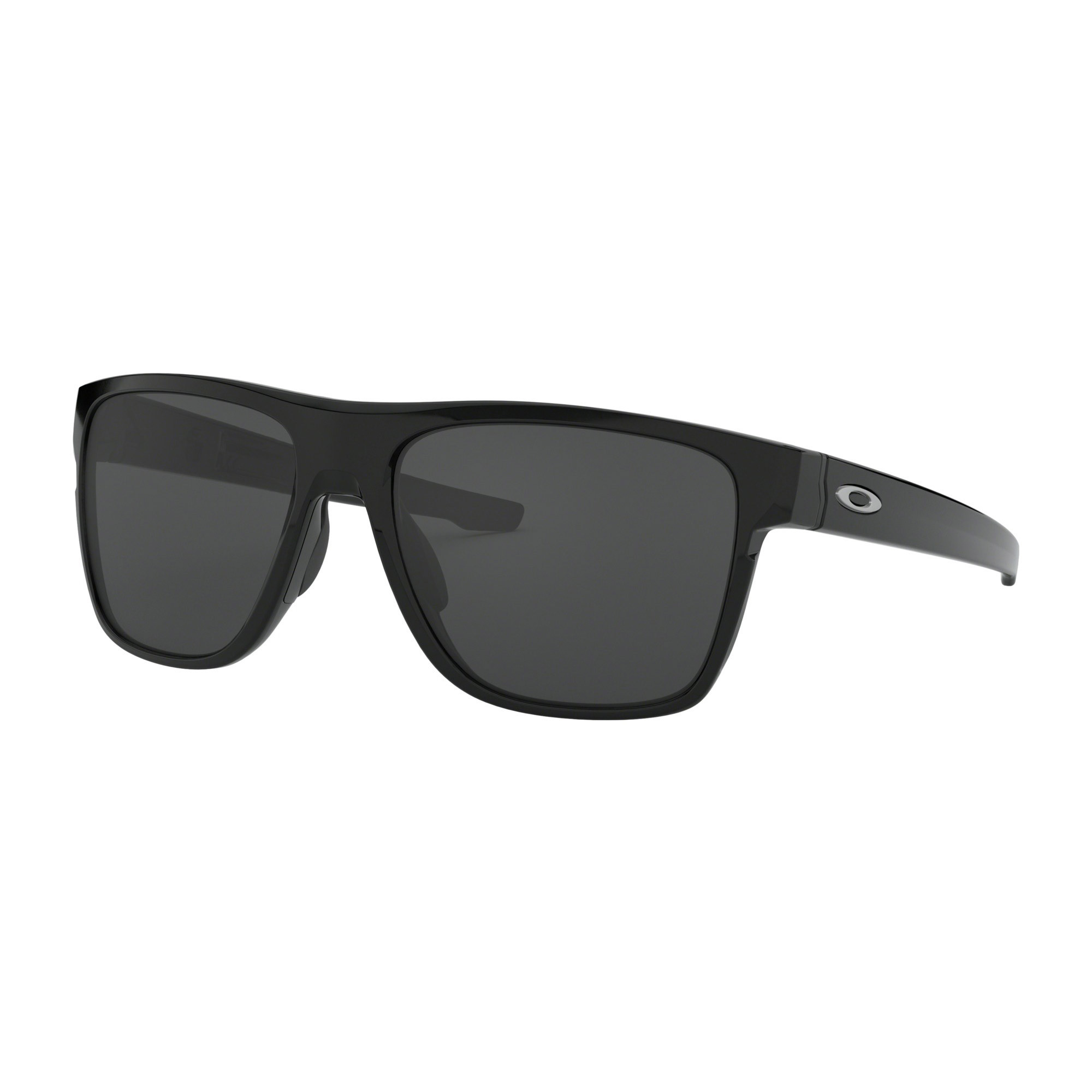 Lunette de Soleil Crossrange XL - Polished Black - Gray