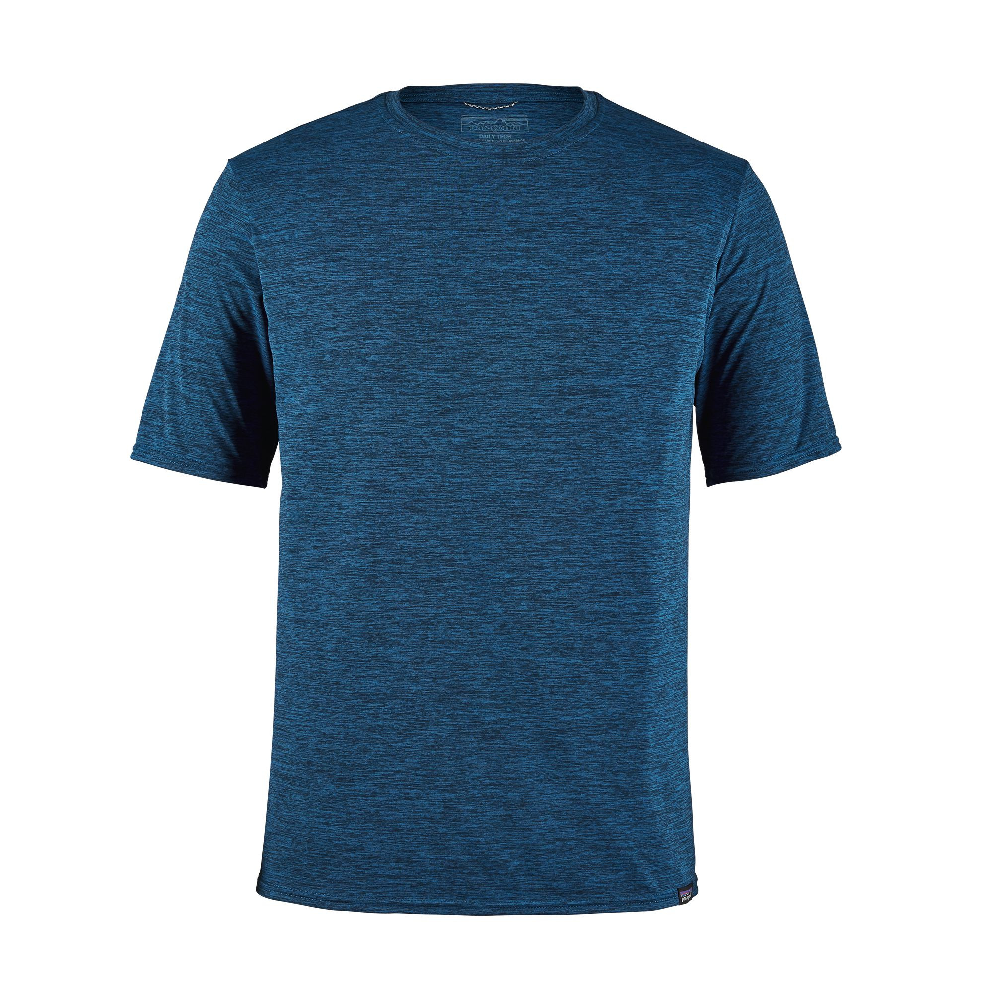 T-shirt Men's Capilene Cool Daily Shirt Bleu