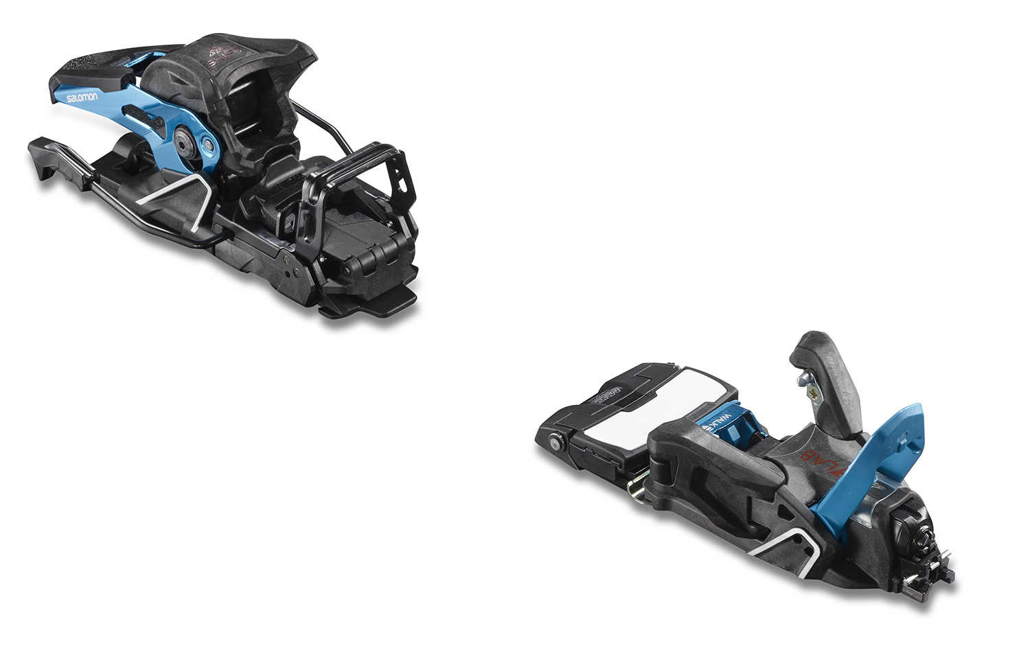 Fixation de ski Alp . N S/LAB SHIFT MNC Blue/Black-120 MM