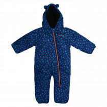 Combinaison de ski Baby Break The Ice - Laser Blue