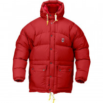 Veste Expedition Down Jacket - Rouge