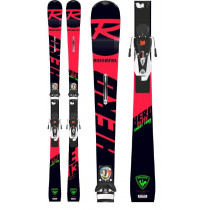 Pack Ski HERO ELITE ST TI + Fixations NX 12 K Dual
