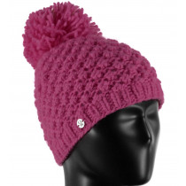 Bonnet Fille - Girl's Brrr Berry - Rasberry
