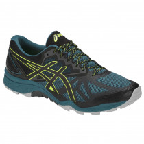 Chaussure de Running Gel FujiTrabuco - Deep Aqua Black