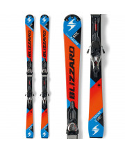 Pack Ski Src Racing 165 cm + Fixations SR12