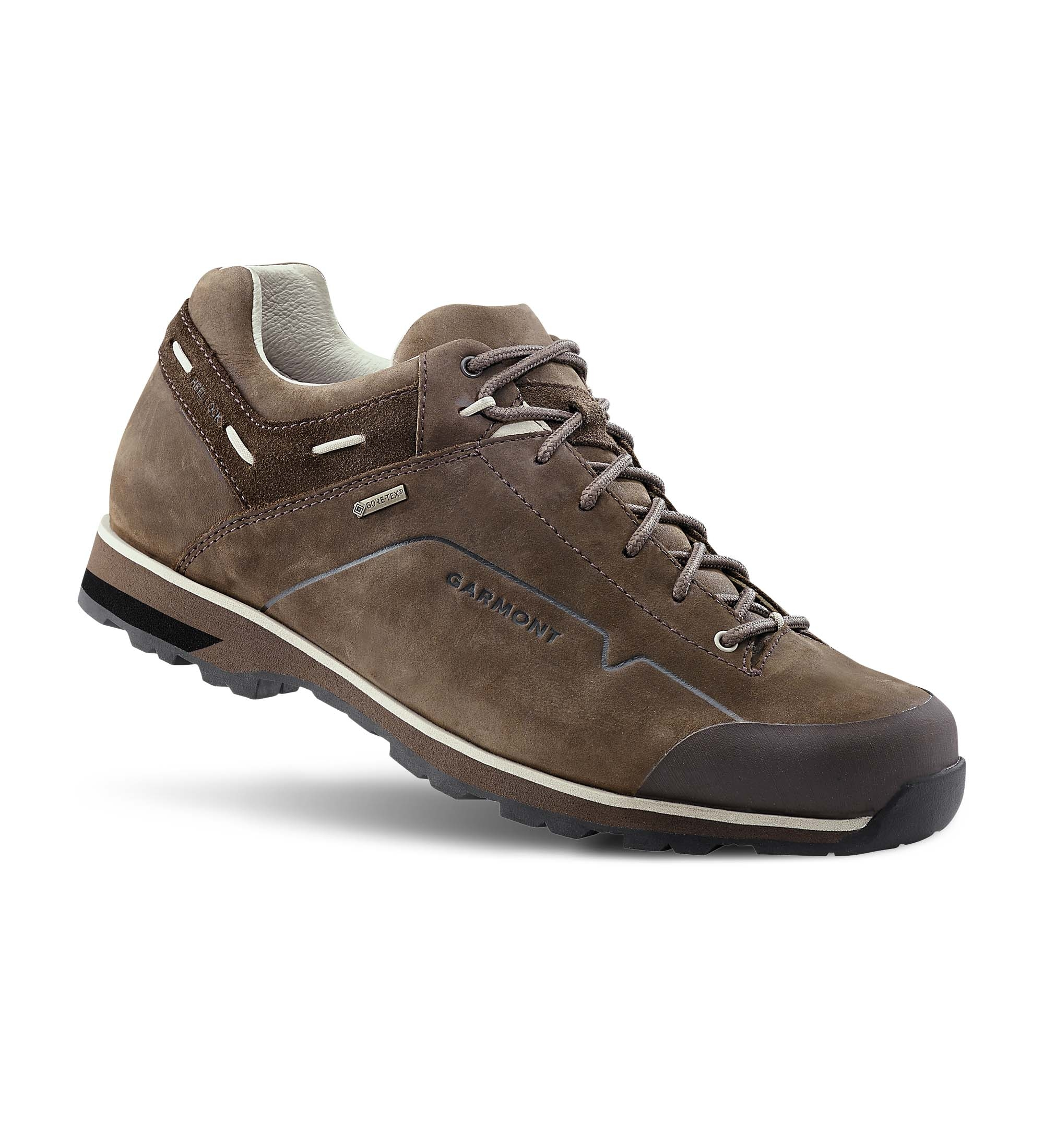 Chaussures Rando Miguasha Low Nubuck GTX - Dark Brown