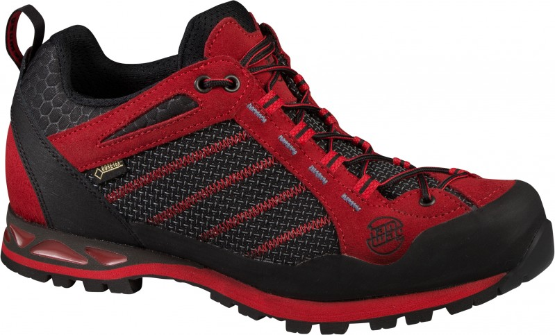 Makra Low Gtx - Rubin Bright Red