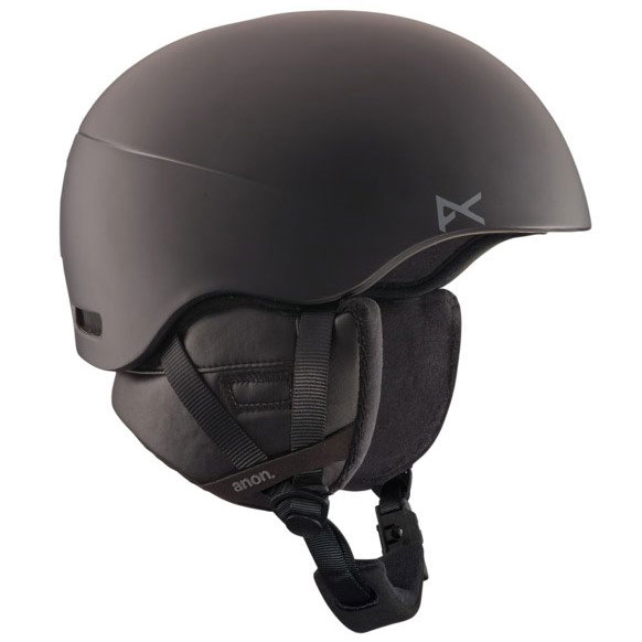 Casque de Ski Helo 2.0 - Black