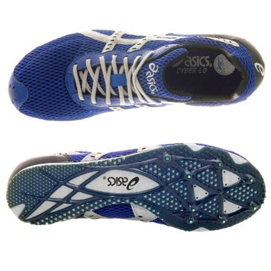 Pointes - Cyber Ld - Spike Blue Liquid Silver