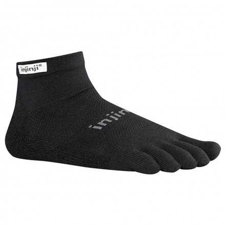 Injinji - Run Lightweight - Noir