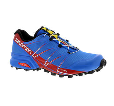 Speed cross Pro - Bright Blue/Radiant Red/Black