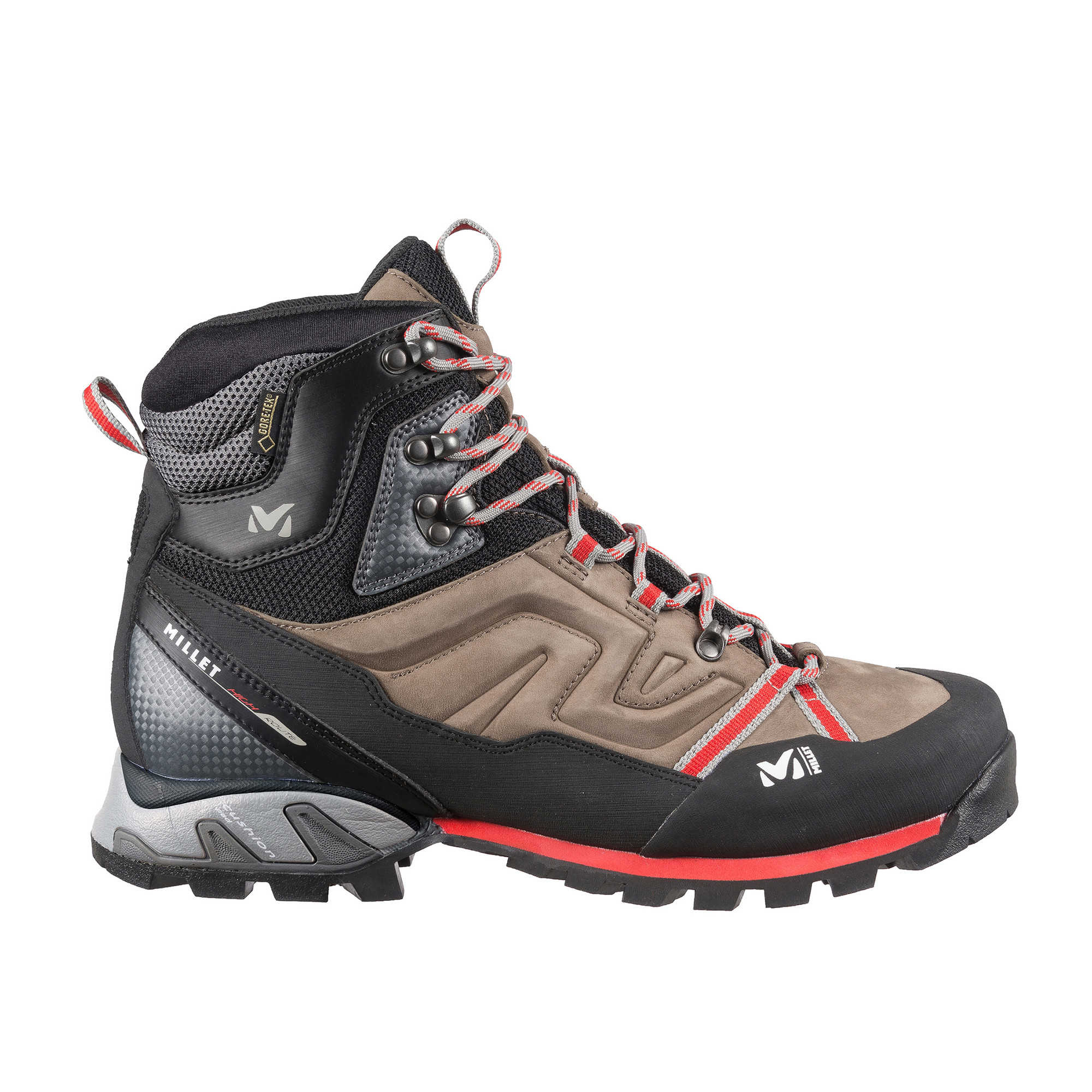 High Route GTX - Faint Brown / Red