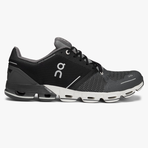 Chaussures de running Cloudflyer Black White homme