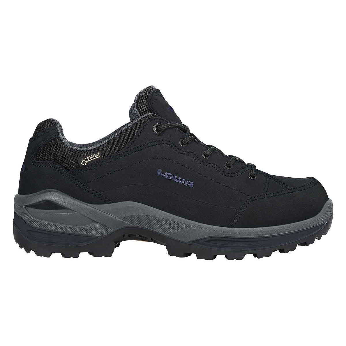 Renegade Gtx Low - Black Black Berry