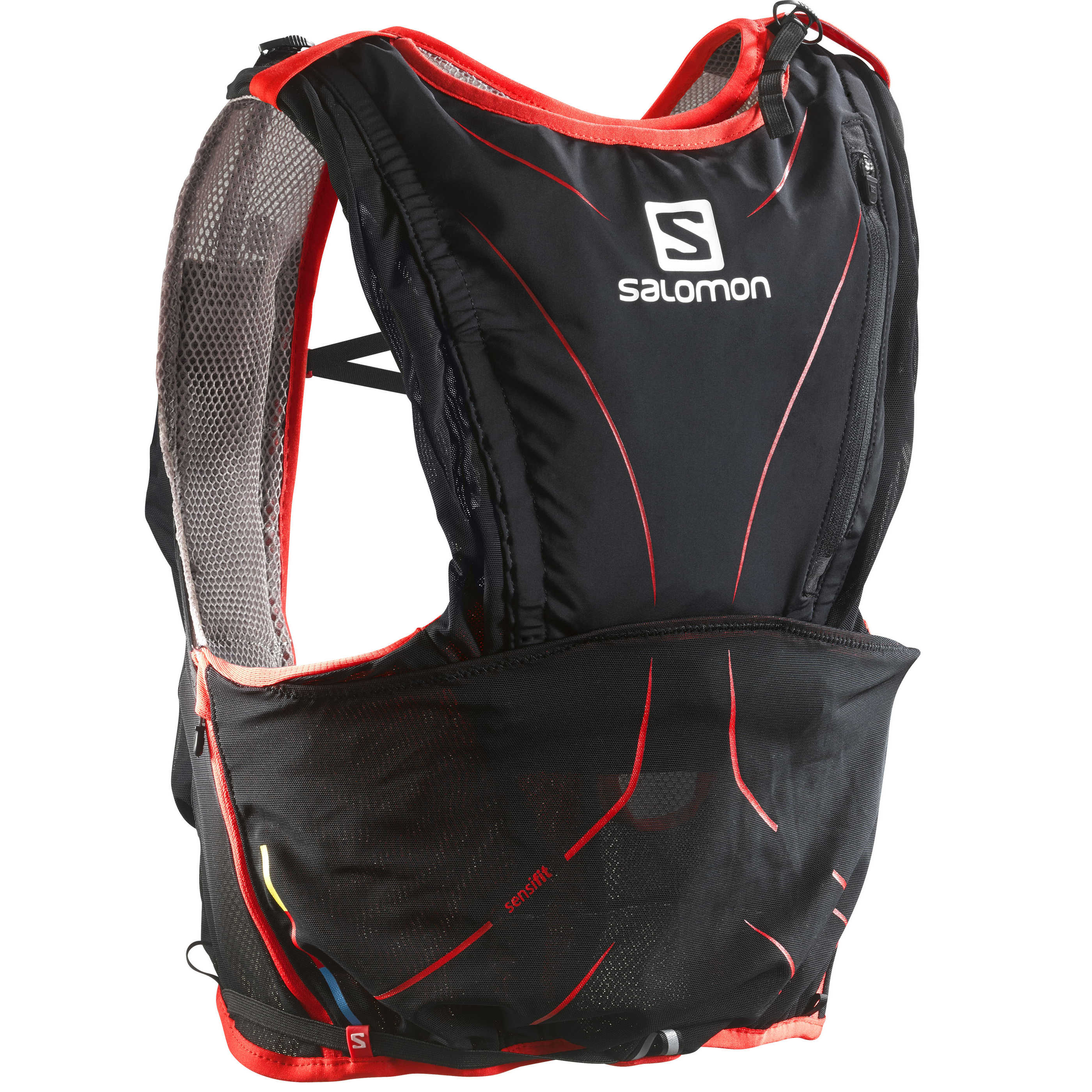 S-Lab Adv Skin 12 Set - Noir Rouge