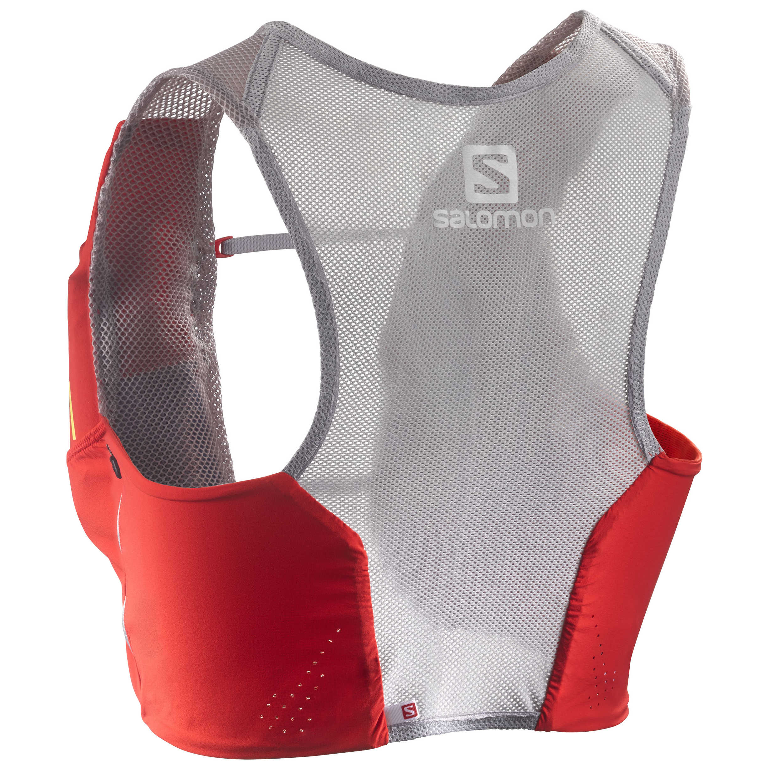 Bag S-Lab Sense Set - Racing Red - Alu