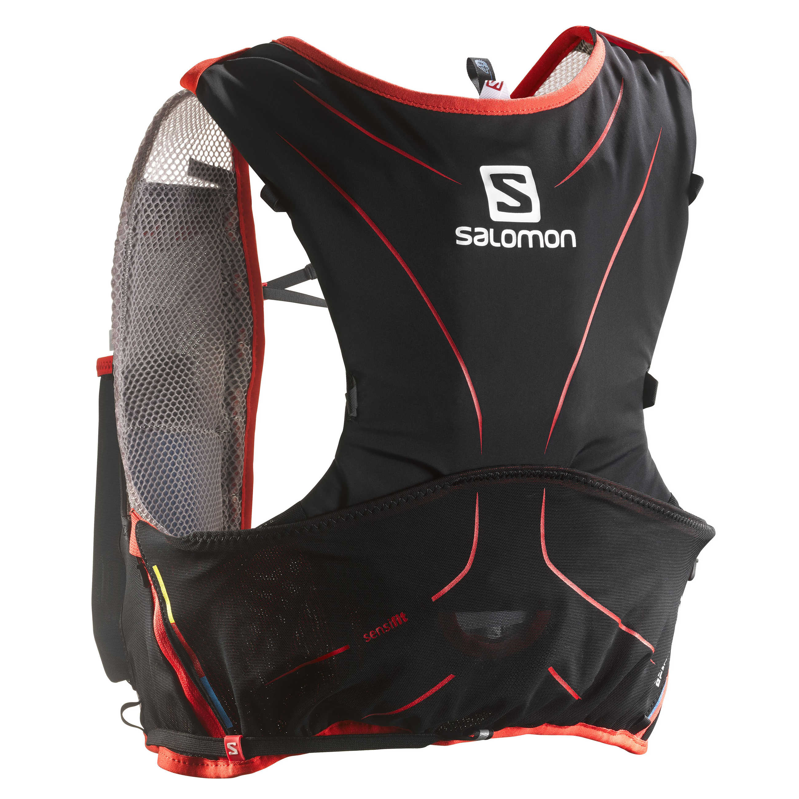 S-Lab Adv Skin 5 Set - Noir Rouge