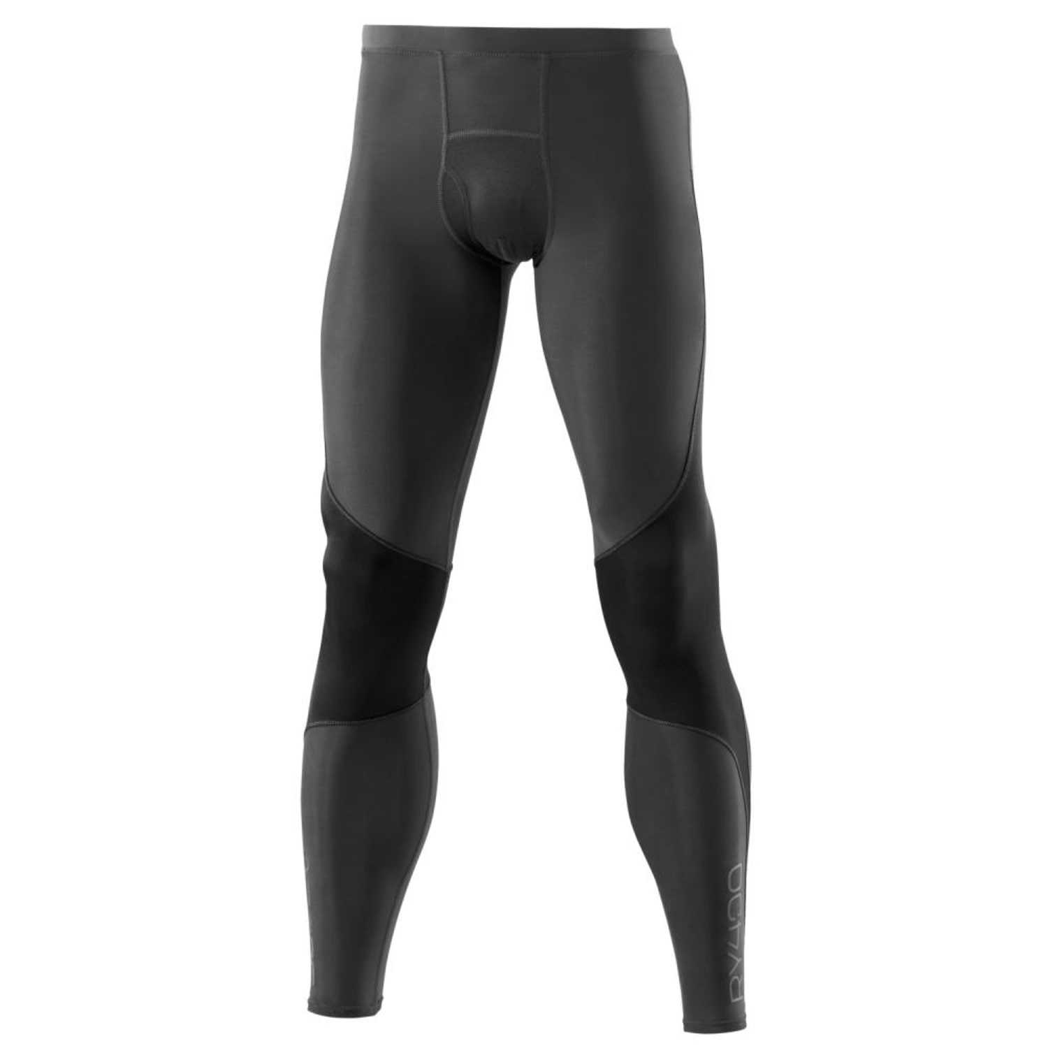 Compression Long Tights Recovery L graphite