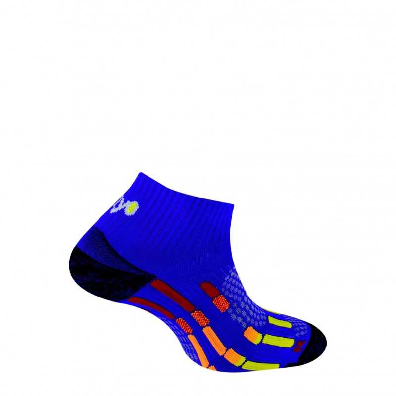 Chaussettes Pody Air Run - Violet