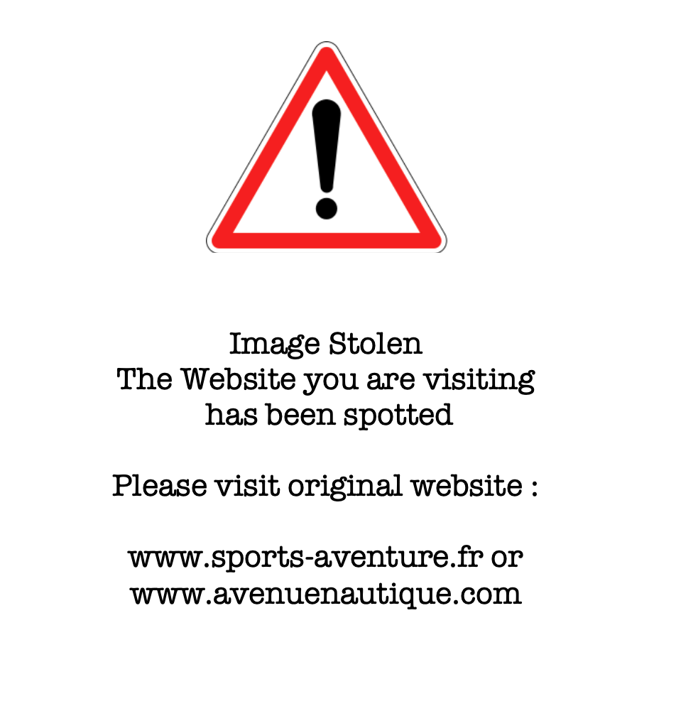 Chaussettes ski enfant Virage - Rouge